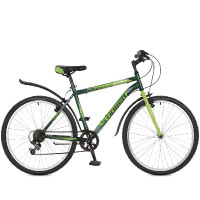 Велосипед 26  Stinger  SHV.DEFEND.20GN7  6ск. зеленый Р20