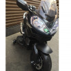 Электромотоцикл  детский  42331 чёрный