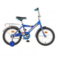 Велосипед 14  Новатрек TWIST.BL7 син.нож/т