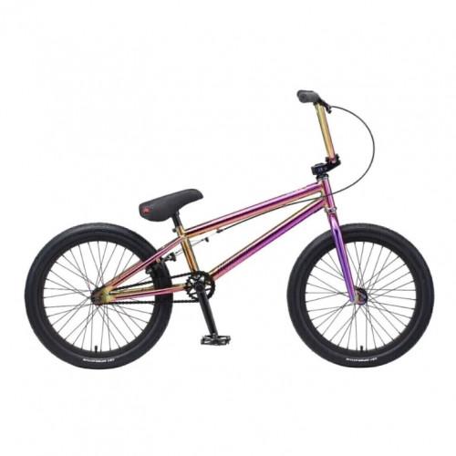 Велосипед 20  трюкавой TechTeam Millenniumцвет-бензин