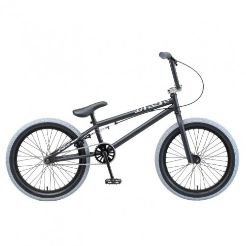Велосипед 20  трюкавой Tech Team Mack чёрный