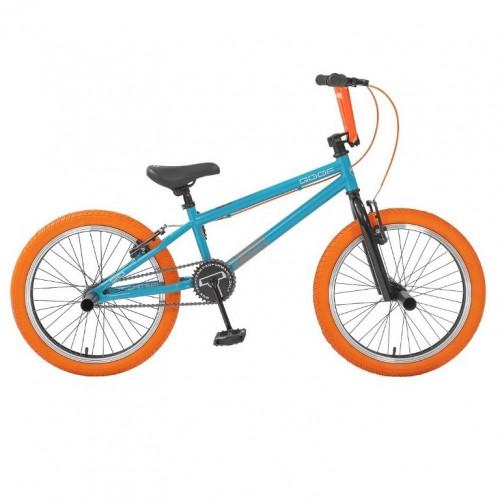 Велосипед 20  трюкавой Tech Team Goof оранжевый