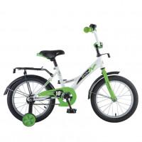 Велосипед 18  Новатрек STRIKE.WTG8  бел/зел нож/т