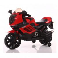 Электромотоцикл детский  46472   красный