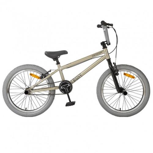 Велосипед 20  трюкавой Tech Team Goof белый