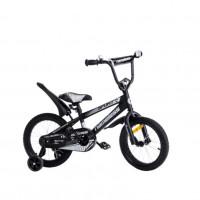 Велосипед 16  Nameless SPORT, черный/сереб.