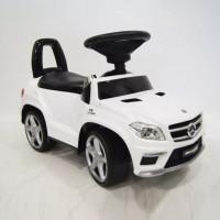 Каталка А888АА  Mercedes  белый