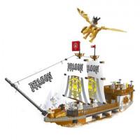 КОНСТР.  BRICK  27905  Пираты, 705  дет.