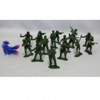 Солдаты наб  914-LH16  Военный,техника,аксес.(30)