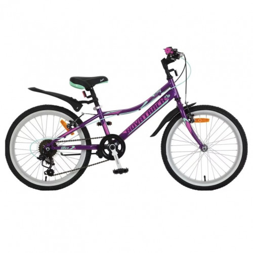 Велосипед 20  Новатрек SH6V.ALICE.VL9   фиол