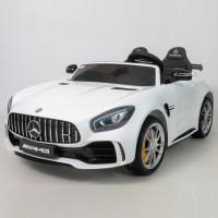 ЭЛЕКТРОМОБИЛЬ Mercedes-Benz AMG GT R  45493 (Р) двухместный (Лицензионная модель)  белый