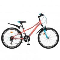 Велосипед 24  Novatrack SH18V.VALIANT12CRL8