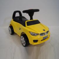 Каталка JY-Z01B  БМВ  желтый