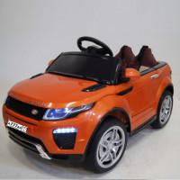 Электромобиль Range Rover 46571 Vip оранжевый