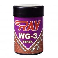 Смазка сцепления Этикетка-Фиолетовая, 0-3 (35г) смоляная WG-3