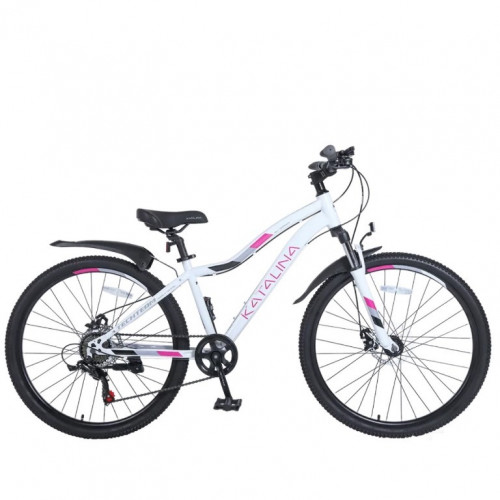 Велосипед  26  TechTeam Katalina 14 белый