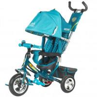 Детский 3-х колёсный велосипед TT 950 D морская волна 1/2