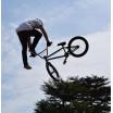 Велосипед трюкавой 20 TT Goof тёмно-песочный