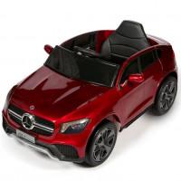 Электромобиль детский  Mercedes-Benz Concept GLC Coupe BBH-0008, 50526 (Р) красный , глянец
