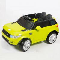Электромобиль детский Land Rover 45223 (HL 1638) зеленый