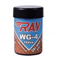 Смазка сцепления Этикетка-Голубая, -2-8 (35г) смоляная WG-4