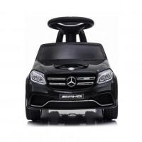 Электромобиль детский Mercedes-Benz AMG GLS63 HL600 50382 (Р)  чёрный