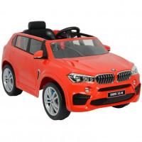 Электромобиль детский BMW X5M Z6661R 51717 (Р) красный