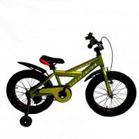 Велосипед 18 Fat bike TT BULLY  green