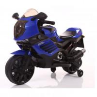 Электромотоцикл детский 46473  синий