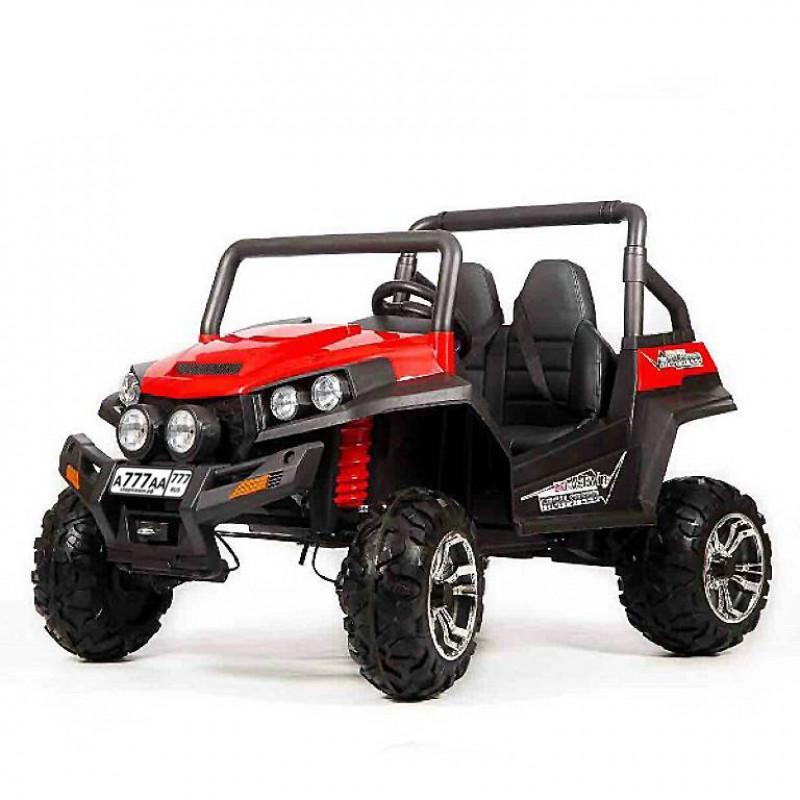 Электромобиль детский BUGGY 45431 (Р) красный