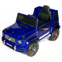 Электромобиль детский Mercedes-Benz 47096 (Р) синий глянец