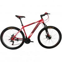 Велосипед 29 HYPE 29MD310-2 крансый матовый