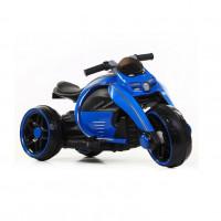 Электромотоцикл детский M010AA  50477 (Р) синий