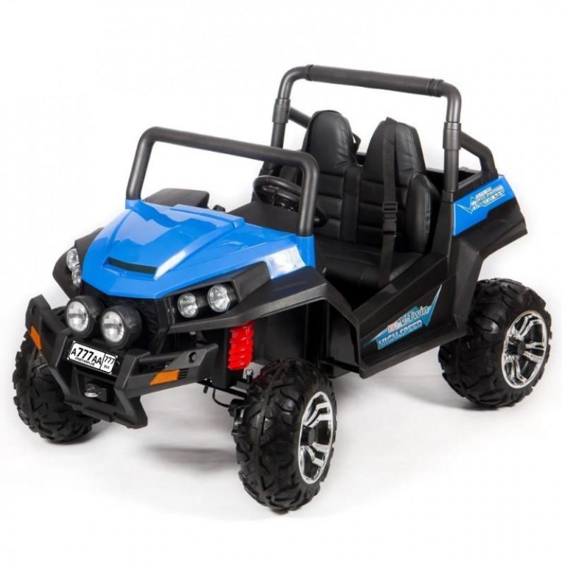 Электробагги детский 47080 (Р) синий