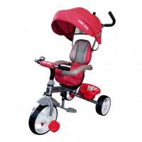 Детский 3-х колёсный велосипед 646210 3 в 1 Blitz 10*8 EVA. красный
