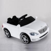 Электромобиль детский YD-M8-3 6V7Ah р-у, бел mp3, откр. двери 108*57*31см макс.30кг