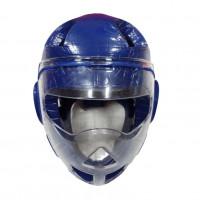 Шлем с защитой для ММА
