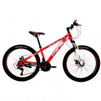 Велосипед 26 HYPE 26MD300-2 красный матовый
