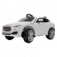 Электромобиль детский Maserati Levante 45511  (Р) белый глянец