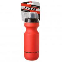 Велофляга  Х88768  STG 600мл  CSB-542M оранжевая с крышкой