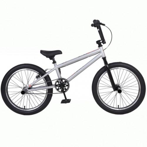 Велосипед трюкавой 20 TT  Step One белый (серый) (АКЦИЯ!!!)