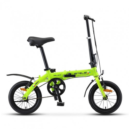 Велосипед 14  Pilot 360 V010 (зелёный) складной
