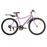 Велосипед 26 Avenger C260W фиол/бел  16