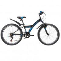 Велосипед 24 Novatrack RACER сталь.рама 10