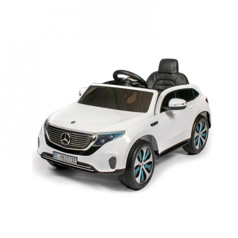 Электромобиль детский  Mercedes-Benz EQC400 4MATIC HL378  51709 (P) белый