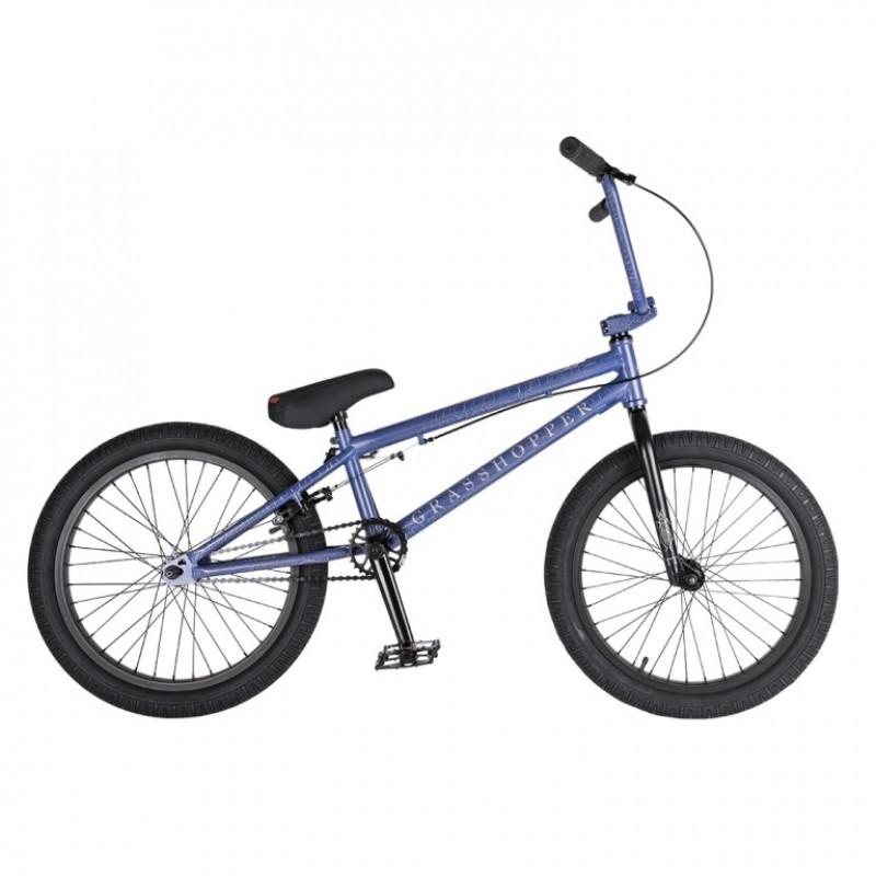 Велосипед трюкавой 20 TT Grasshoper синий