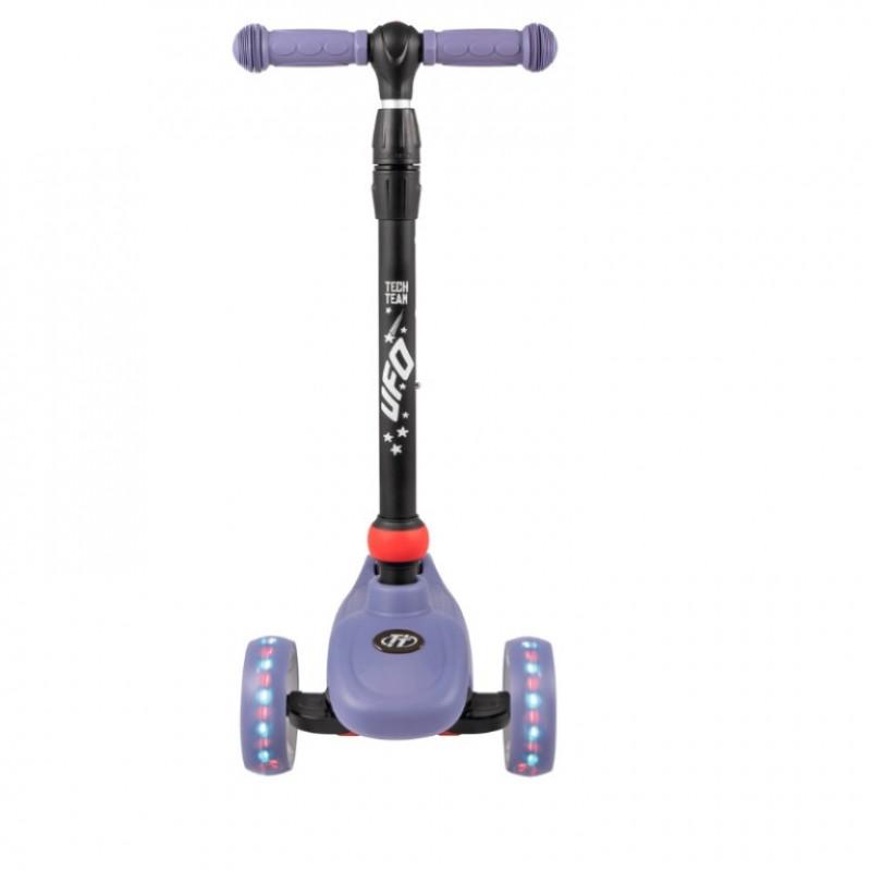 Детский самокат TT Ufo  2020  1/4 фиолетовый