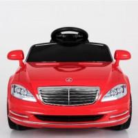 Электромобиль детский YD-M8-3 6V7Ah р-у, красный mp3, откр. двери 108*57*31см макс.30кг