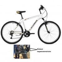 Велосипед 26  Stinger  SHV.CAIMAN.20WH8  18ск белая TZ