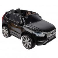 Электромобиль детский Volvo 45521 (Р) (Лицензионная модель) черный-глянец